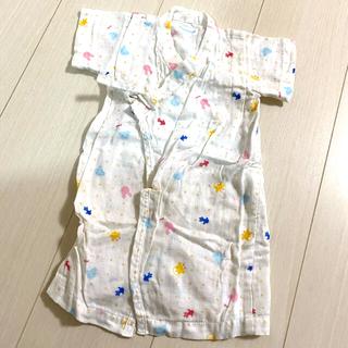 ミキハウス(mikihouse)のミキハウス甚平Sサイズ(甚平/浴衣)