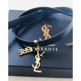 イヴサンローランボーテ(Yves Saint Laurent Beaute)のYSL ノベルティ チョーカー ブレスレット(ブレスレット/バングル)