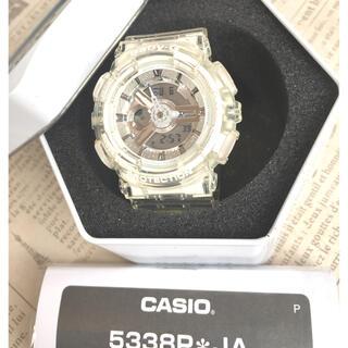 ベビージー(Baby-G)のBABY-G スケルトン(腕時計)