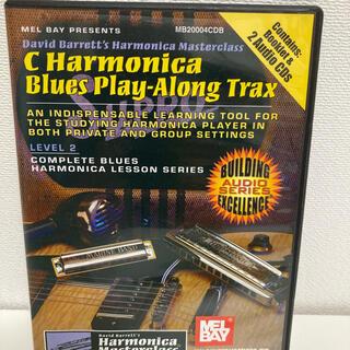 DVD ブルースハープ key C 用 (ハーモニカ/ブルースハープ)
