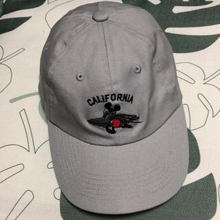 ディズニー(Disney)のミッキー  帽子フリーサイズ(キャップ)