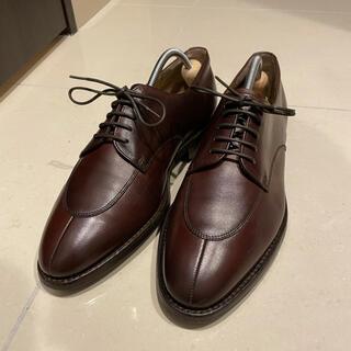 Crockett&Jones - Lloyd footwear/ロイドフットウェア Uチップダービー 7.5E