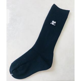 クレージュ(Courreges)のクレージュ 靴下 16〜18センチ(靴下/タイツ)