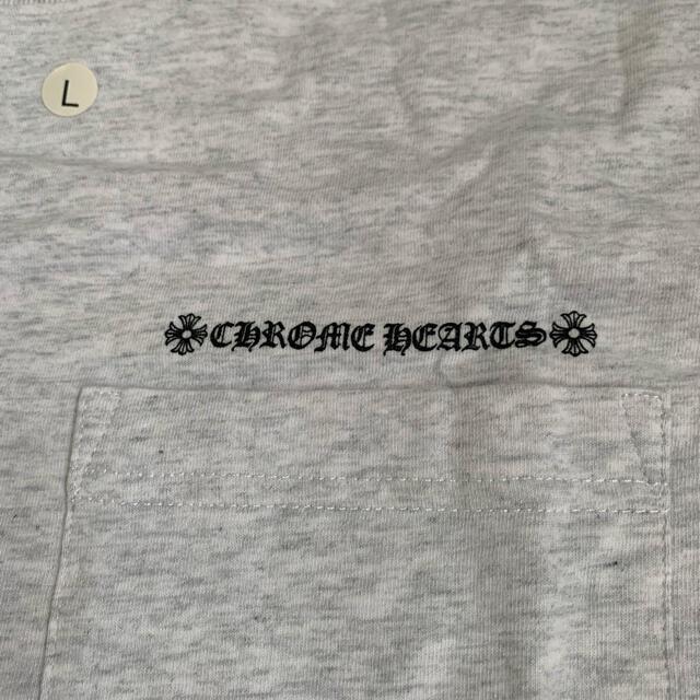 Chrome Hearts(クロムハーツ)のchromehearts×mattyboy 2021新作 ロンT M〜XL メンズのトップス(Tシャツ/カットソー(七分/長袖))の商品写真
