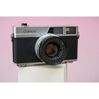 Canon - 【完動美品】Canonet 初期型 時代の名機
