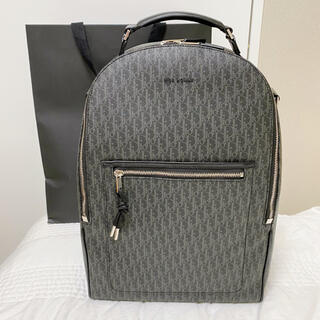 ディオールオム(DIOR HOMME)の【値下げ中】Dior Homme ダークライト バッグパック 未使用(バッグパック/リュック)