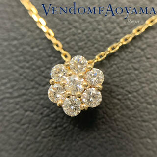 Vendome Aoyama - [新品仕上済] ヴァンドーム青山 k18 ダイヤ ネックレス
