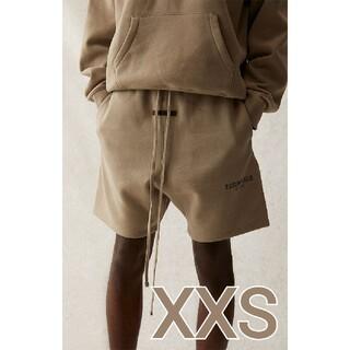 フィアオブゴッド(FEAR OF GOD)のESSENTIALS Sweat Shorts Moss XXS  2021ss(ショートパンツ)