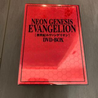 NEON GENESIS EVANGELION DVD-BOX '07 (アニメ)