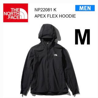 THE NORTH FACE - エイペックスフレックスフーディ NP22081 K