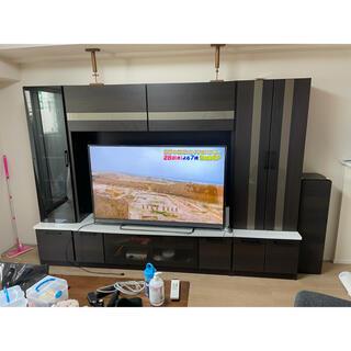 東芝 - 東芝 レグザ 58インチ 4K対応テレビ 2017年製 大型テレビラックセット