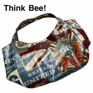 Think Bee! - Think Bee!シンクビー!トートバッグ アピスキングダム