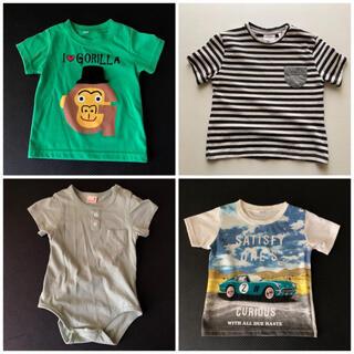 ザラキッズ(ZARA KIDS)のTシャツ(Tシャツ)
