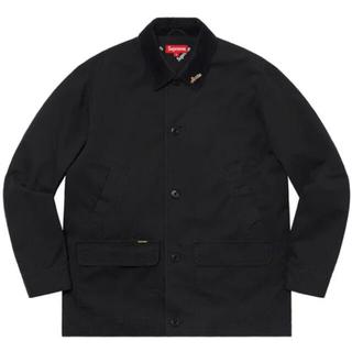Supreme - SUPREME 21SS Barn Coat M Black