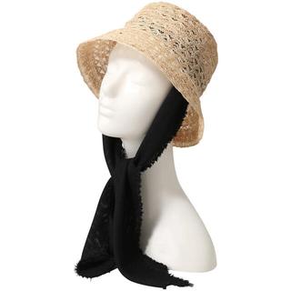 トゥモローランド(TOMORROWLAND)の完売・未使用 【La Maison de Lyllis】CLOCHE 麦わら帽子(麦わら帽子/ストローハット)