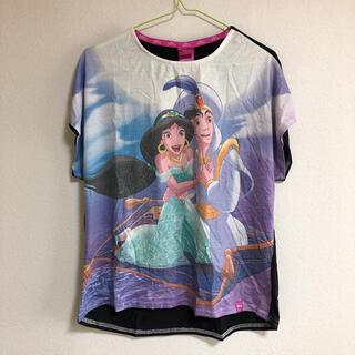 ディズニー(Disney)の新品タグ付き ディズニー アラジン  ジャスミン  Tシャツ(Tシャツ(半袖/袖なし))