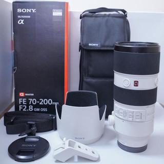 SONY - 明日まで値下げ SONY FE70-200F2.8 GM OSS