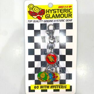 ヒステリックミニ(HYSTERIC MINI)のヒステリックミニ キーホルダー キーリング ストラップ(キーホルダー)