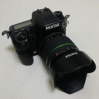 ペンタックス(PENTAX)のPENTAX K-7 da18-55mmf3.5-5.6al wr(デジタル一眼)