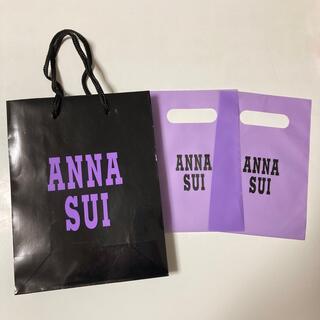 アナスイ(ANNA SUI)の【AANNA SUI】アナスイショップ袋(ショップ袋)
