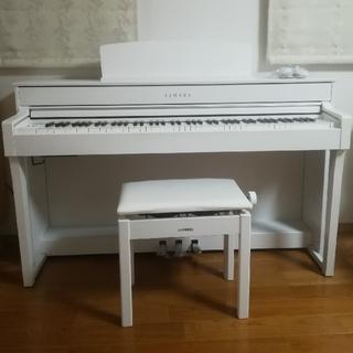 ヤマハ(ヤマハ)のヤマハ 電子ピアノ クラビノーバ 木製鍵盤 CLP-645同等品 島村楽器モデル(電子ピアノ)