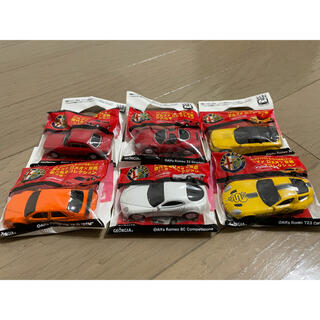アルファロメオ(Alfa Romeo)のヨーロッパ名車シリーズ アルファロメオ×京商 歴代名車コレクション 全6種+2台(ミニカー)