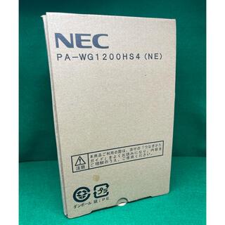 NEC -  【新品/未使用】NEC PAWG 1200HS4 WiFiルーター/無線LAN