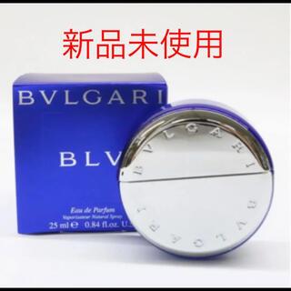 ブルガリ(BVLGARI)のBVLGARI ブルガリ オーデパルファム25ml 新品未使用 男女兼用 香水(ユニセックス)