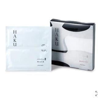 シセイドウ(SHISEIDO (資生堂))の*資生堂 フェイスマスク*2000円(パック/フェイスマスク)