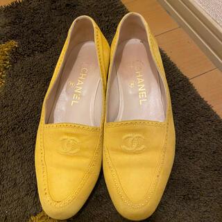 シャネル(CHANEL)のシャネルローファー(ローファー/革靴)