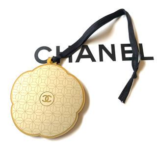 シャネル(CHANEL)のシャネル     チャーム カメリア型ゴールド(チャーム)
