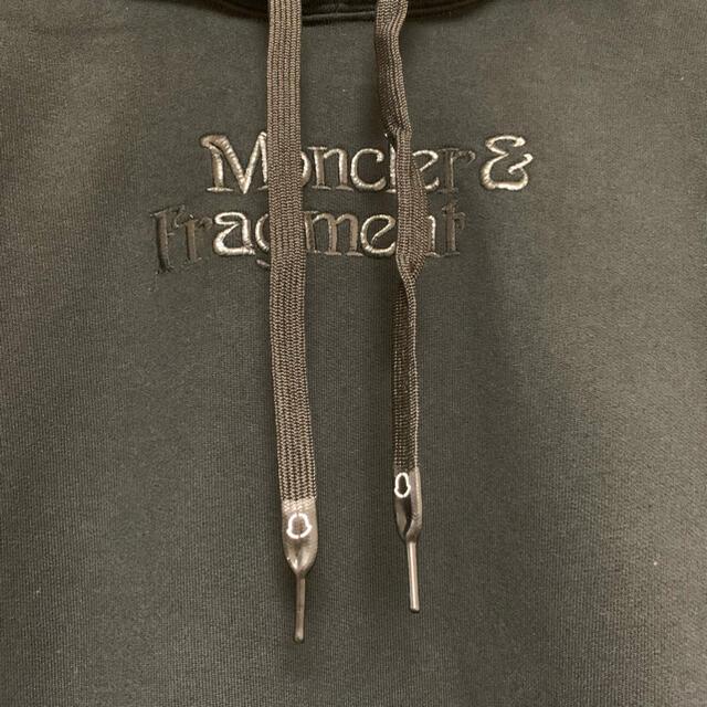MONCLER(モンクレール)の7 MONCLER FRAGMENT HIROSHI FUJIWARA パーカー メンズのトップス(パーカー)の商品写真