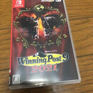 Koei Tecmo Games - ウイニングポスト9 2021 Switch