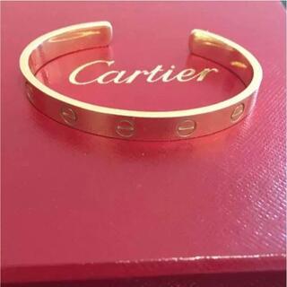 Cartier - カルティエ ラブ ブレスレット