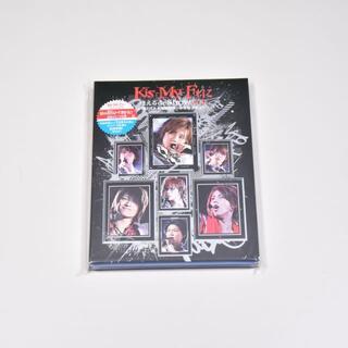 キスマイフットツー(Kis-My-Ft2)の美品◆Kis-My-Ftに逢えるde Show vol.3◆Blu-ray(ミュージック)