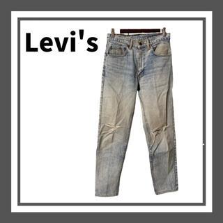 リーバイス(Levi's)のLevi's リーバイス ダメージ ジーンズ デニム ジーパン メンズ(デニム/ジーンズ)