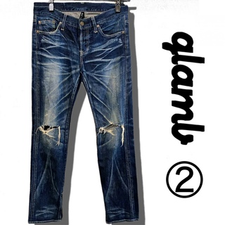 グラム(glamb)の【glamb】★★glambの人気デニム一斉値下げ★★(デニム/ジーンズ)