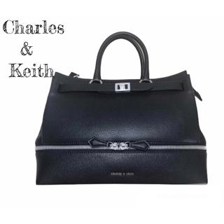 チャールズアンドキース(Charles and Keith)のCharles and Keith  チャールズ&キース ショルダーハンドバッグ(ハンドバッグ)