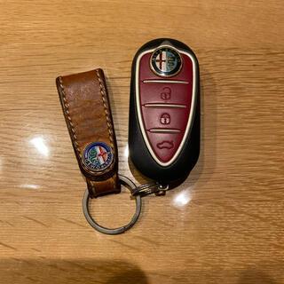 アルファロメオ(Alfa Romeo)のアルファロメオ キー(車外アクセサリ)