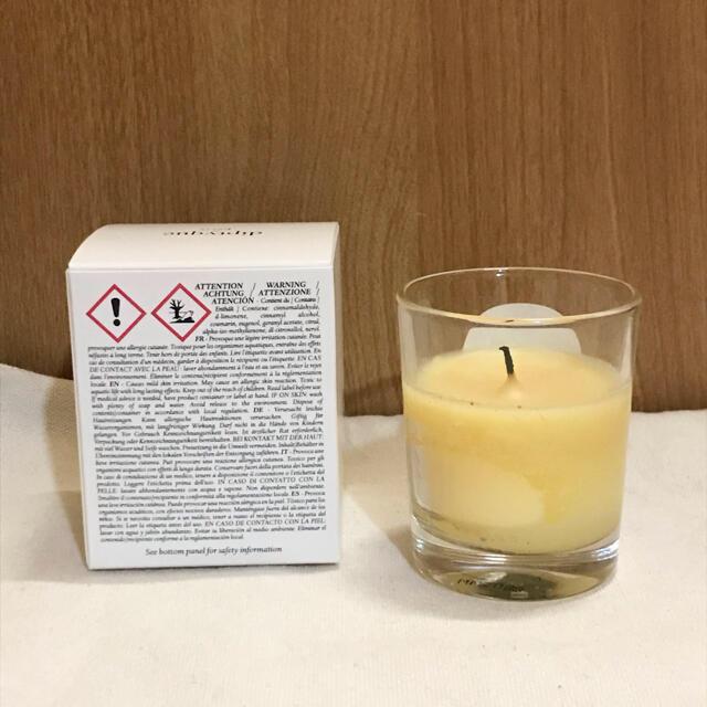 diptyque(ディプティック)のdiptyque ミニキャンドル ポマンデール 70g コスメ/美容のリラクゼーション(キャンドル)の商品写真