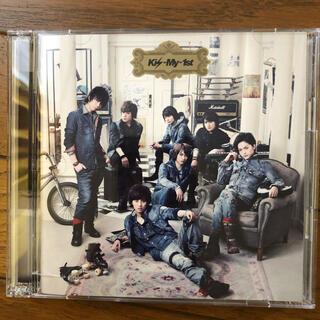 キスマイフットツー(Kis-My-Ft2)のKis-My-1st 初回生産限定盤A CD+DVD(ポップス/ロック(邦楽))