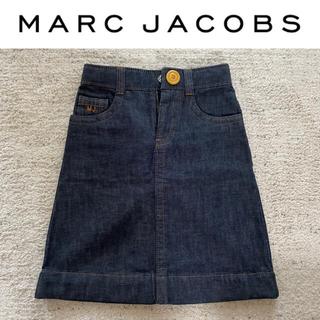 マークジェイコブス(MARC JACOBS)のマークジェイコブス デニムスカート(ひざ丈スカート)