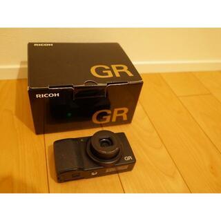 リコー(RICOH)のRICOH リコー GR 難あり(コンパクトデジタルカメラ)