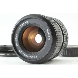 ニコン(Nikon)のニコン Nikon Zoom 35-70mm F3.5-4.8 AI-S レンズ(レンズ(ズーム))