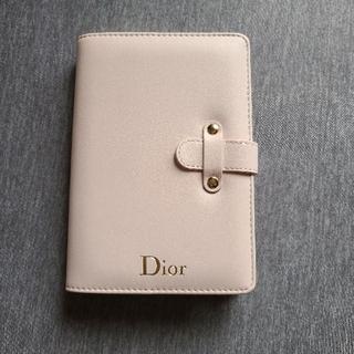 ディオール(Dior)のDior 手帳(ノベルティグッズ)