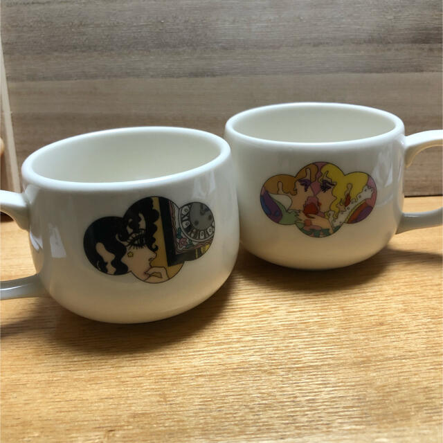 NIKKO(ニッコー)のNIKKO製 コーヒーカップ インテリア/住まい/日用品のキッチン/食器(グラス/カップ)の商品写真