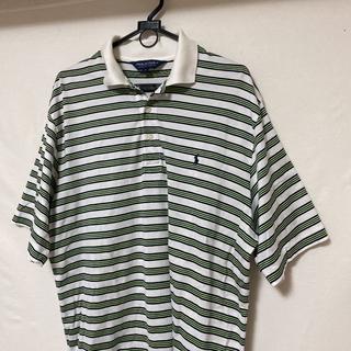 ポロゴルフ(Polo Golf)のPolo Golf border Polo shirts(ウエア)