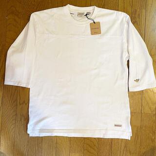 STUSSY - ☆タグ付き☆ マークゴンザレス GOODWEAR フットボール Tシャツ 七分袖