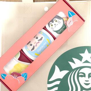 Starbucks Coffee - 5/30購入 スターバックス 豆皿セットアイコンズ 狛犬