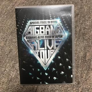 BIGBANG - BIGBANG alive tour